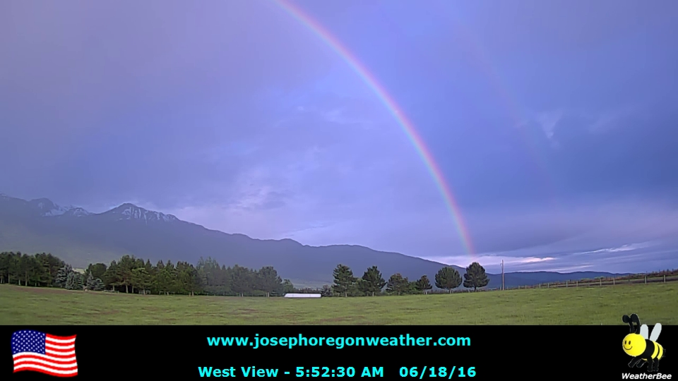 Rainbow June 18 2016 - Click for the full view.