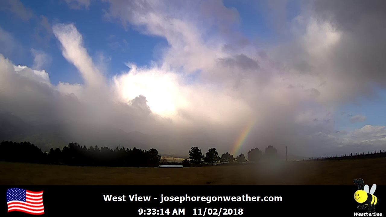 Rainbow November 2 2018 - Click for the full view.