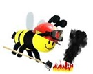 FireBee On Duty! - The Fire Buzz!