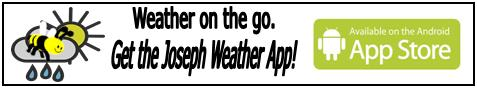 Joseph Oregon Weather App